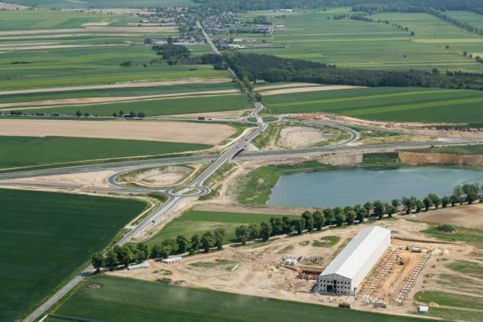 Budowa drogi ekspresowej S5 Poznań - Wronczyn