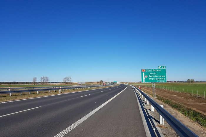 Droga ekspresowa S5 Radomicko - Leszko - Wrocław