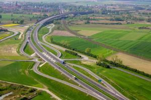 Dolnośląska droga ekspresowa S5 Budową Roku 2017