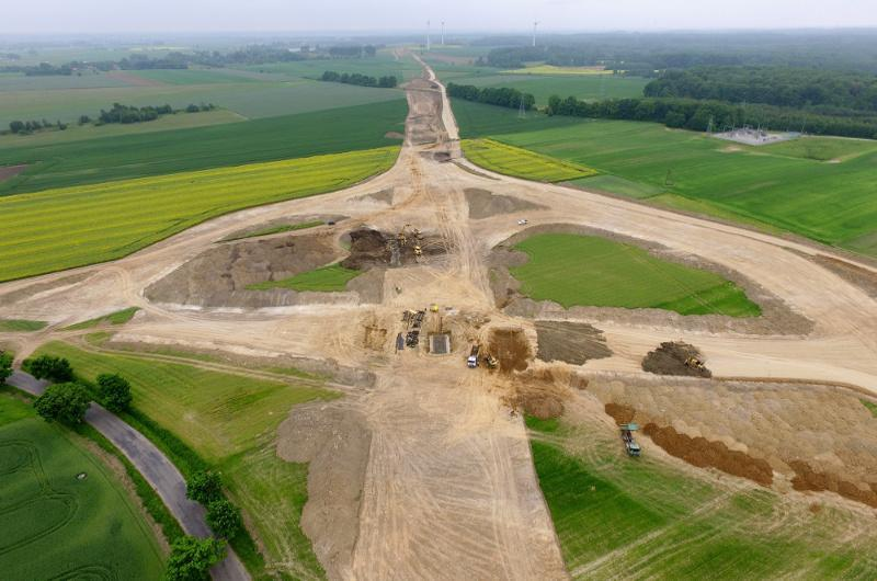 Budowa drogi ekspresowej S6