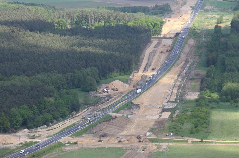 Budowa drogi ekspresowej S6 w woj. zachodniopomorskim