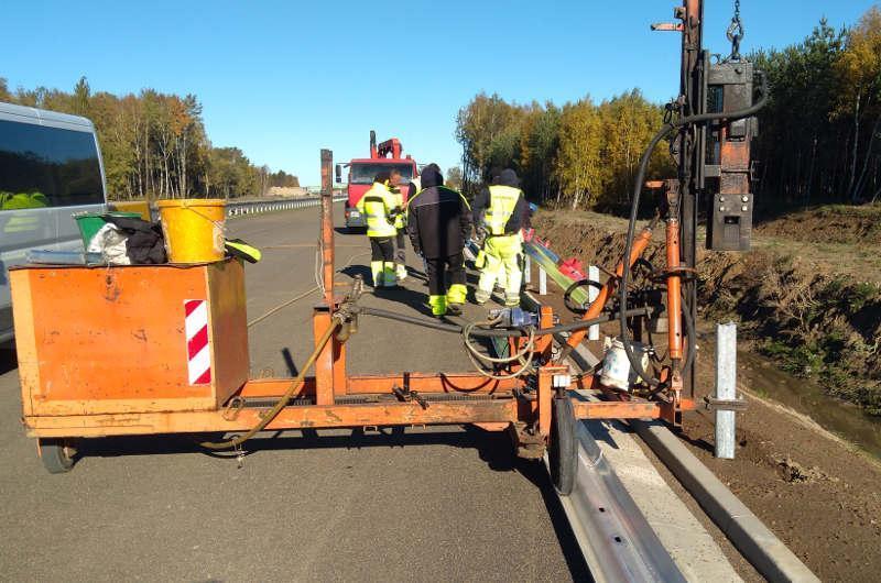 Budowa drogi ekspresowej S6 Kiełpino - Kołobrzeg