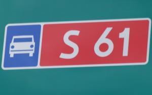 Budowa S61: 218 mln zł za budowę 7 km obwodnicy Łomży