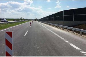 Ostatnie prace na S7 Jędrzejów – granica województwa