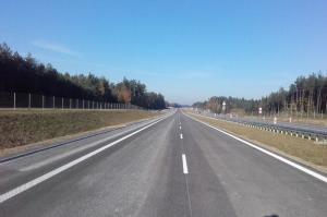 S7 Miłomłyn – Ostróda Północ oddana przed czasem