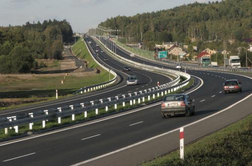 Krótki odcinek S7 na granicy Świętokrzyskiego i Mazowieckiego pod ruchem