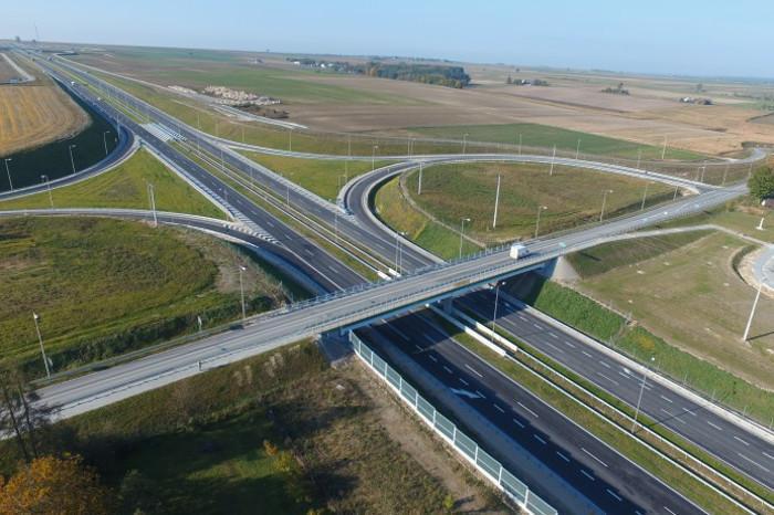 Nowa droga ekspresowa S7 Jędrzejów - granica województw
