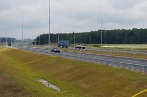 W tym roku zakończy się budowa całej drogi S7 w woj. warmińsko-mazurskim