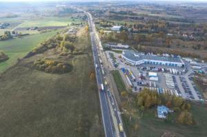 Rozbudowa drogi ekspresowej S8 Radziejowice - Paszków w galerii zdjęć