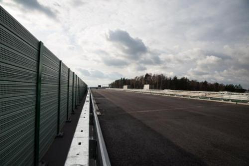 Przebudowa drogi ekspresowej S8 Wiśniewo-Mężenin dobiega końca