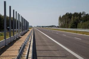 Coraz bliżej końca budowy drogi S8 Wiśniewo - Mężenin