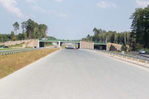 W październiku pojedziemy betonowym odcinkiem S8 Wyszków - Poręba