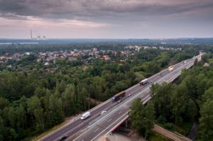 Droga S1: Przebudowa estakady w Sosnowcu na ostatniej prostej