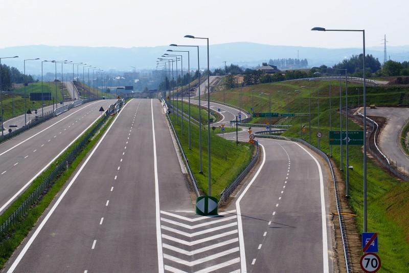 Droga ekspresowa S19 w woj. podkarpackim, odc. Świlcza - Rzeszów