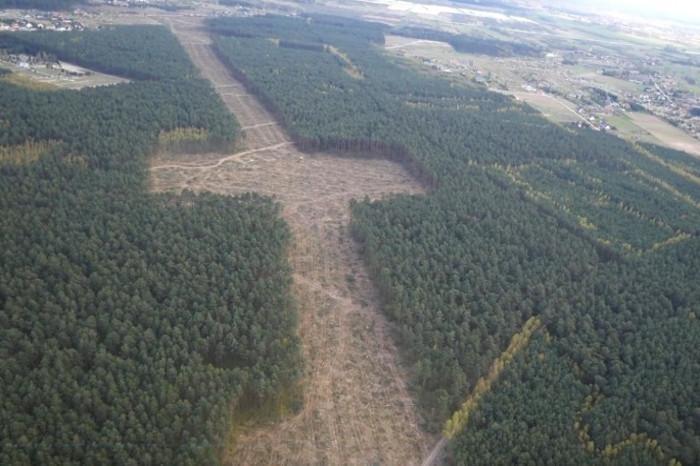 Budowa drogi ekspresowej S5 w okolicach Tryszczyna