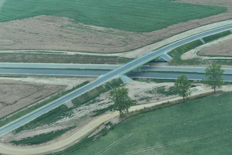 Wiadukt WD11 w ciągu drogi S3 Jawor - Bolków