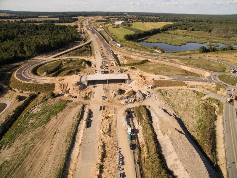Budowa drogi ekspresowej S3 z Legnicy do Nowej Soli