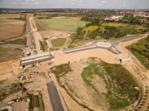 Droga ekspresowa S3 Legnica - Lubin na finiszu