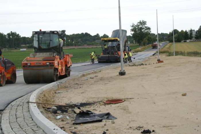 Budowa drogi ekspresowej S5 odpływa w czasie - węzeł Konarzewo