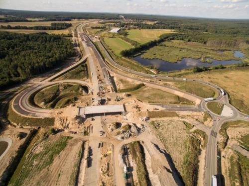 W 2018 r. droga S3 połączy Szczecin z autostradą A4