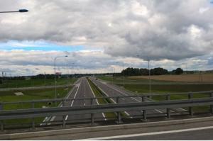 Budowa S7: Węzeł Miłomłyn Północ otwarty