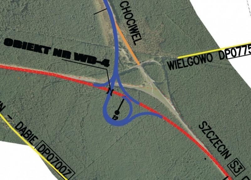 Rozbudowa drogi ekspresowej S3 Brzozowo - Rzęśnica