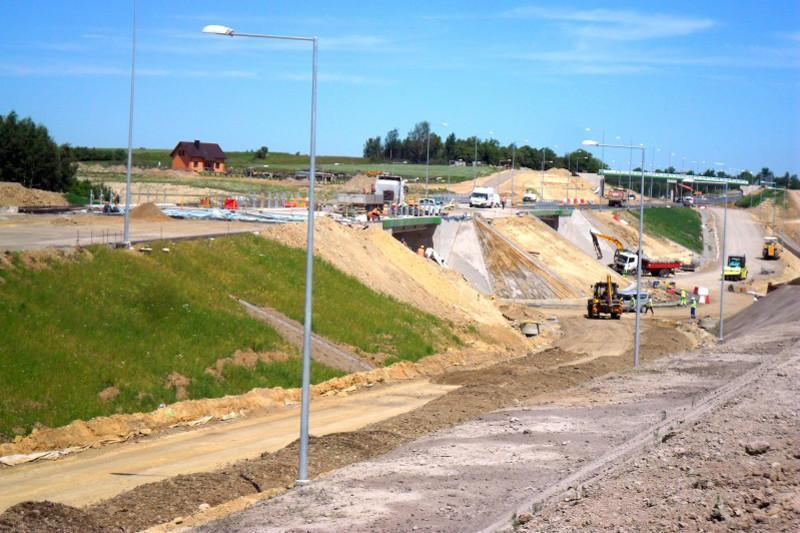 Budowa drogi ekspresowej S19 Świlcza - Rzeszów Południe