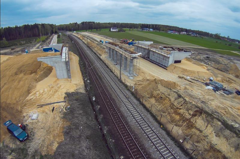 Budowa obwodnicy Kepna w ciągu drogi ekspresowej S11 - I odcinek