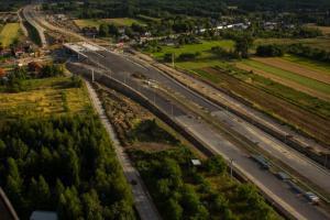 Budowa S7: Ponad połowa obwodnicy Radomia z nawierzchnią