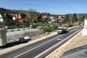 Zakopianka: Bez utrudnień i objazdów w Lubniu