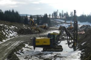 Budowa S7: Najdłuższy tunel drogowy w Polsce powstaje na Zakopiance