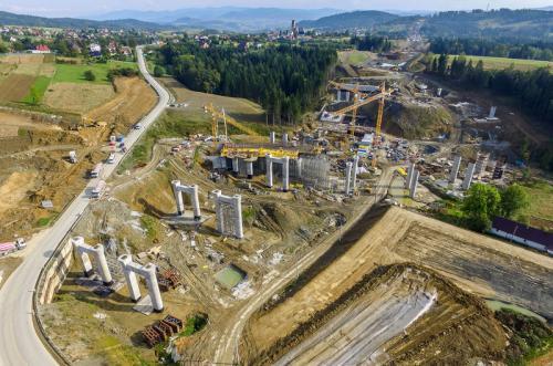 Zakopianka: S7 Skomielna Biała – Chabówka nie powstanie w tym roku