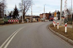 Awaryjne zamknięcie DK11 w Tarnowskich Górach