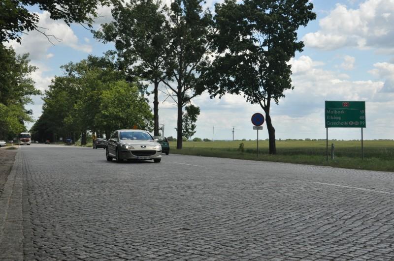 Droga krajowa nr 22 w woj. pomorskim będzie przebudowana