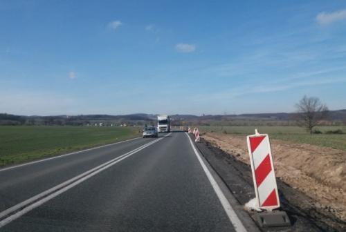 Dolnośląskie: Do sierpnia zamknięta DK5 w Bolkowie