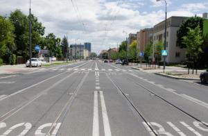 Poznań: DK92 – ul. Dąbrowskiego otwarta dla wszystkich użytkowników