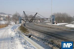 DK7: Będzie druga kładka nad Zakopianką w Głogoczowie
