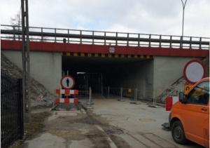 Korki na Zakopiance – drogowcy remontują wiadukty w Nowym Targu