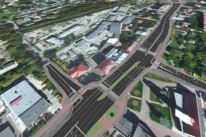 DK7 w Krakowie:  Aleja 29 Listopada zostanie rozbudowana