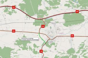 Dwujezdniowa Sądeczanka i obwodnica Brzeska poprowadzi do autostrady A4
