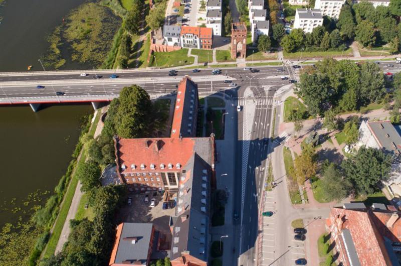 Budowa drugiego mostu przez Nogat wraz z dojazdami w Malborku w ciągu dróg krajowych nr 22 i 55