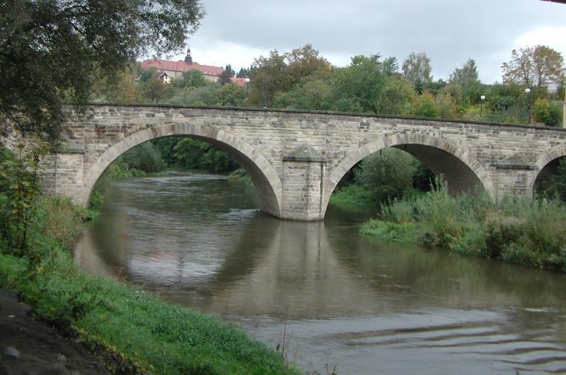 Droga krajowa nr 8 - most w miejscowości Bardo