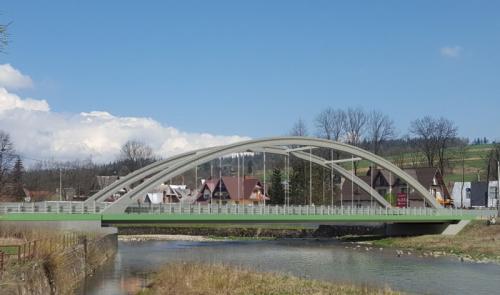Zakopianka: W marcu pierwsze prace na moście w Białym Dunajcu