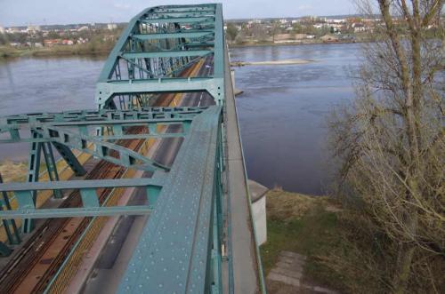Kierowco przygotuj się na utrudnienia na moście Fordońskim w Bydgoszczy