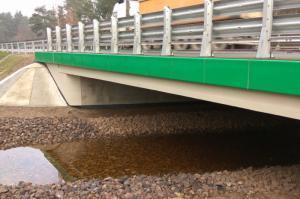 Świętokrzyskie: Mosty w Morawicy i Jacentowie jak nowe