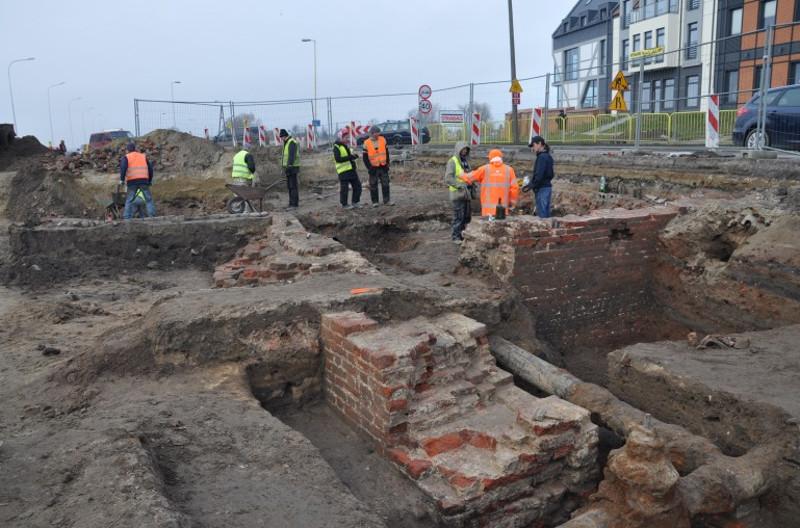 Budowa mostu w Malborku: Co odkryli archeolodzy?