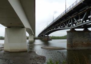 Most na Wiśle w Sandomierzu musi poczekać na decyzję środowiskową