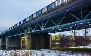 18 miesięcy na budowę mostu na DK11 w Obornikach