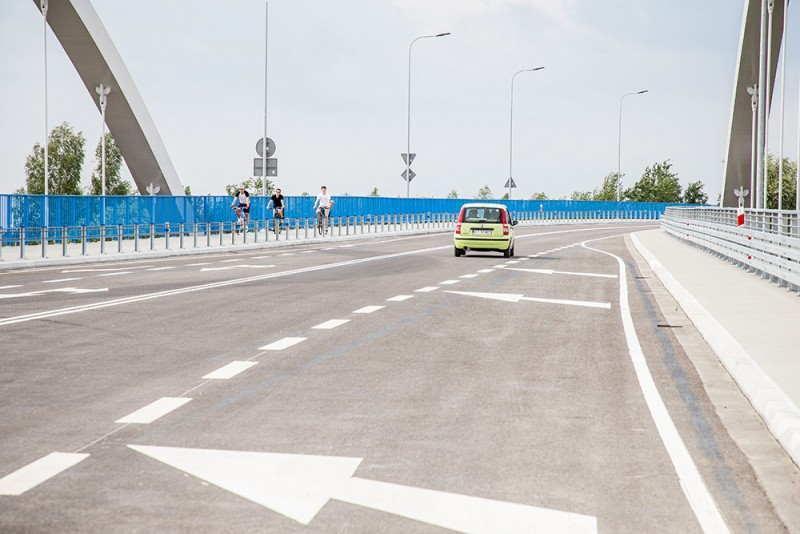 Obwodnica Skawiny - odcinek drogi krajowej nr 44 otwarty