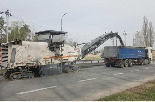 Astaldi: W listopadzie zakończy się remont jezdni DK8 w Markach